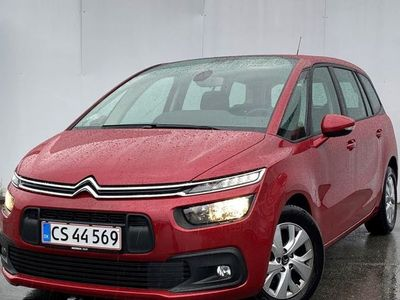 brugt Citroën C4 SpaceTourer Grand1,2 PureTech Cool start/stop 130HK 6g