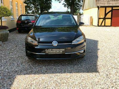 brugt VW Golf VII 1,6 TDi 110 Comfortline Vari. DSG