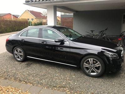 brugt Mercedes C220 2.0 194 HK Avantgarde
