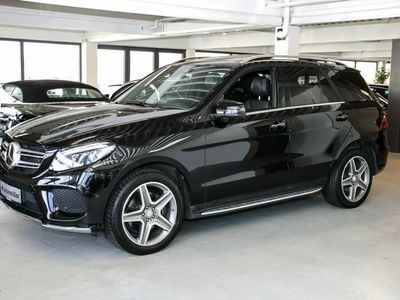gebraucht Mercedes GLE350 d 3,0 aut. 4-M