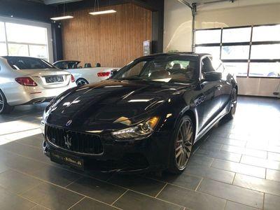 brugt Maserati Ghibli 3,0 S Q4 aut.