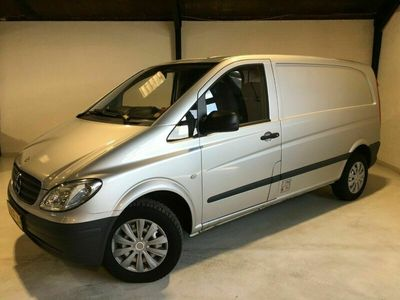 brugt Mercedes Vito 115 2,2 CDi Komfort aut. kort Van