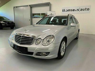 brugt Mercedes E280 0 CDi Avantgarde stc.