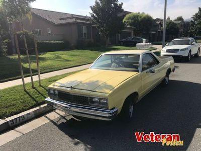 brugt Chevrolet El Camino Chevrolet El Camino