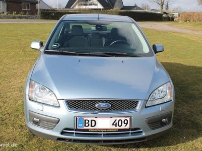 brugt Ford Focus 1,6 Ghia 100HK