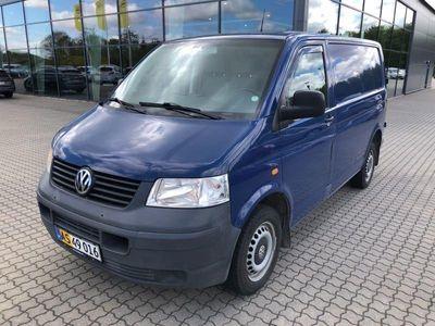 usado VW Transporter Kort 2,5 TDI 130HK Van 6g