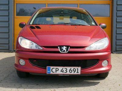 brugt Peugeot 206 1,4 HDi S-line