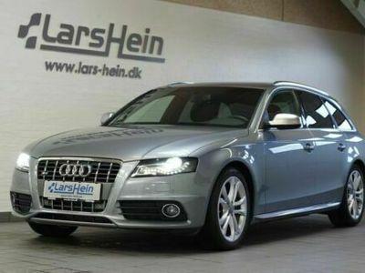 brugt Audi S4 TFSi Avant quattro S-tr.
