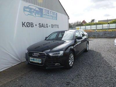 brugt Audi A4 1,8 TFSi 170 Multitr.