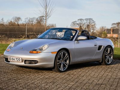 brugt Porsche Boxster Tiptronic