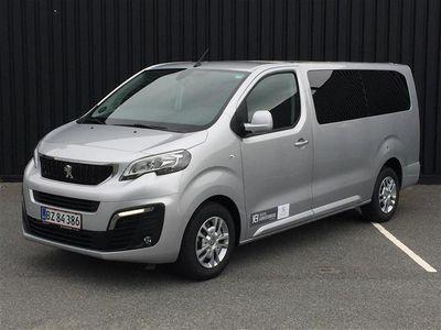 brugt Peugeot Traveller L3 1,6 BlueHDi Business 115HK 6g