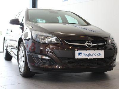 brugt Opel Astra 140 Enjoy