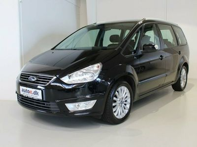 brugt Ford Galaxy 2,0 TDCi 163 Collection 7prs