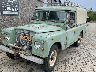 """brugt Land Rover 3 109"""" 2,2 4x4 125HK Van"""