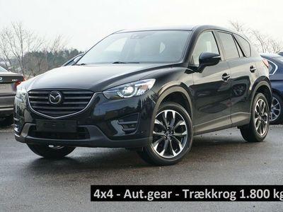 brugt Mazda CX-5 2,5 Sky-G 192 Optimum aut. AWD