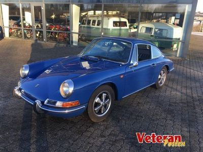 brugt Porsche 912 1,6 Coupé