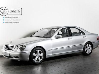 brugt Mercedes S320 3,2 aut.