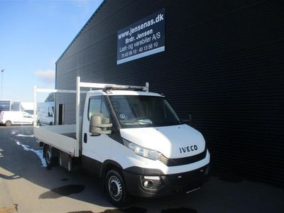 brugt Iveco Daily 35S15/HD 3,0 D LADBIL 146HK Ladv./Chas. 2015