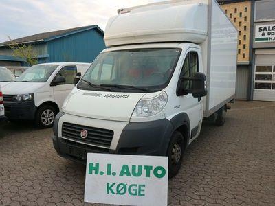 brugt Fiat Ducato 35 2,3 MJT 148 Alukasse m/lift