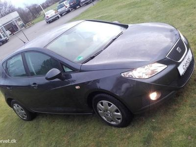 brugt Seat Ibiza 1,2 TDI Ecomotive Style Start/Stop 75HK 5d