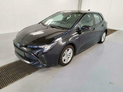 brugt Toyota Corolla 2,0 Hybrid H3 E-CVT 180HK 5d 6g Aut.