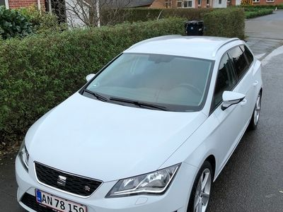 brugt Seat Leon 1.4 TSI 150 HK ACT ST. CAR