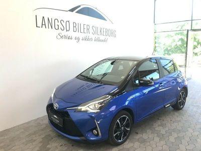 brugt Toyota Yaris 1,5 Hybrid Flavour e-CVT