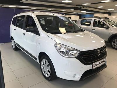 brugt Dacia Lodgy 1,6 SCe Ambiance Start/Stop 102HK
