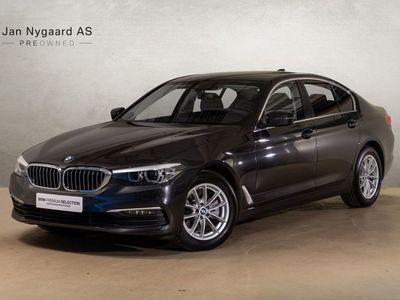 brugt BMW 520 i 2,0 Connected aut.
