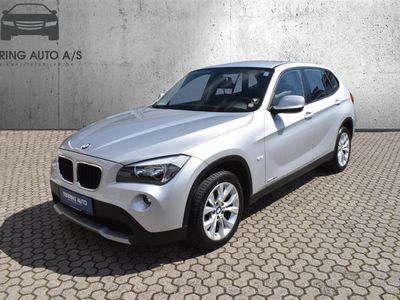 brugt BMW X1 143HK - Personbil - Sølvmetal