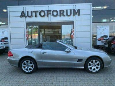 brugt Mercedes SL350 3,7 aut.