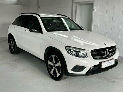 brugt Mercedes GLC220 d 170 hk 4MATIC G-TRONIC