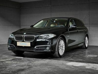 brugt BMW 520 Xd Touring 2,0 D Steptronic 184HK Stc 8g Aut.