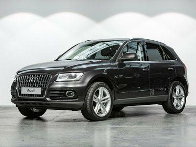 brugt Audi Q5 3,0 TDi 245 quattro S-tr. Van