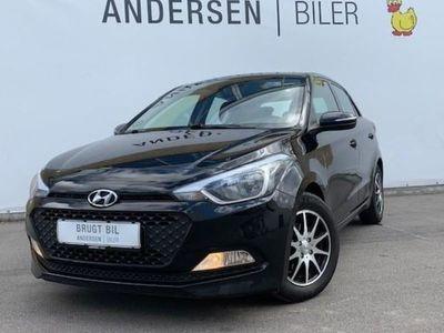 brugt Hyundai i20 1,4 MPI Trend 100HK 5d 6g