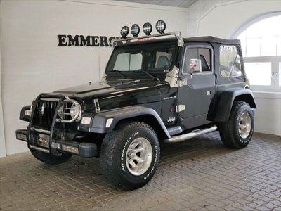brugt Jeep Wrangler 4x4