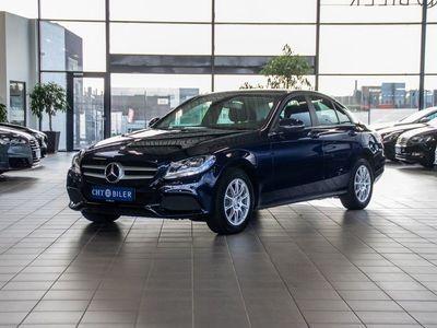 brugt Mercedes C200 d 1,6 Business aut.