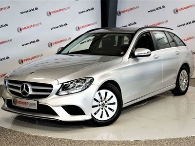 brugt Mercedes C220 d 2,0 stc. aut.