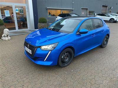 brugt Peugeot 208 1,5 BlueHDi Allure Sky 102HK 5d