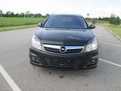 brugt Opel Vectra Wagon 1,9 16V CDTI Sport 150HK Stc 6g
