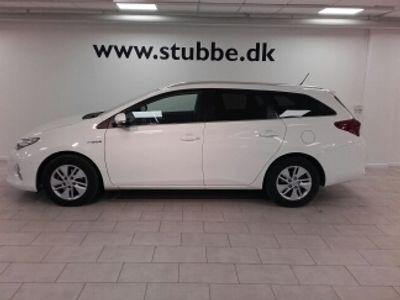 brugt Toyota Auris 1,8 VVT-I H2+ Comfort E-CVT 136HK Stc Aut.