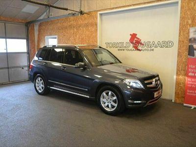 brugt Mercedes GLK220 CDi aut. BE