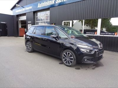 brugt Citroën Grand C4 Picasso 1,2 PureTech Seduction start/stop 130HK 6g
