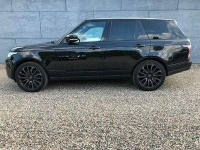 brugt Land Rover Range Rover 4,4 SDV8 Autobiography Black aut.
