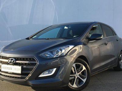 brugt Hyundai i30 1,6 CRDi EM Edition ISG 110HK 5d 6g
