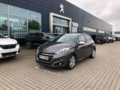 käytetty Peugeot 208 1,5 BlueHDi Signature 100HK 5d