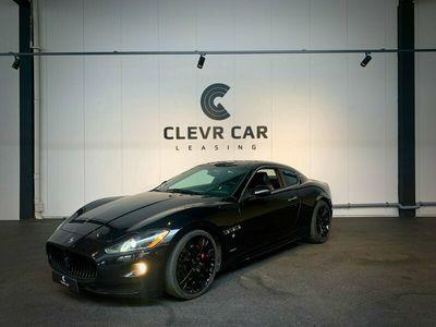 brugt Maserati Granturismo GranTurismoS 4.7 MC F1 BLACKOUT Edition - 440 hk automatic S 4.7 MC F1 BLACKOUT Edition - 440 hk automatic