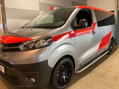 brugt Toyota Verso ProaceLong 2,0 D Combi Luksuspakke 122HK 6g Aut. B