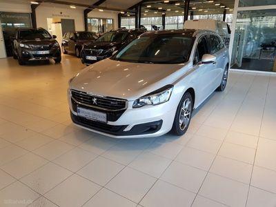 begagnad Peugeot 508 SW 2,0 Blue e-HDI Allure EAT6 180HK Stc 6g Aut.