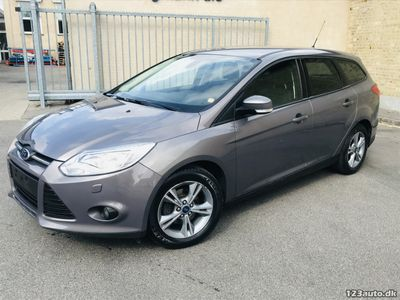 used Ford Focus 1,0 SCTi Trend 125HK Stc 6g